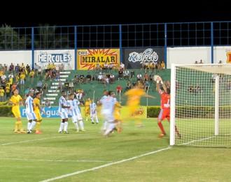 Mirassol x Marília, Copa Paulista (Foto: Marcos Antônio de Freitas / Divulgação)