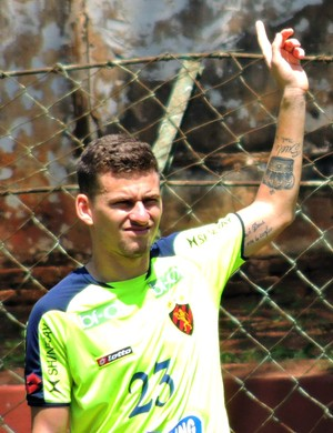 Lucas Lima - Sport (Foto: Lucas Liausu)