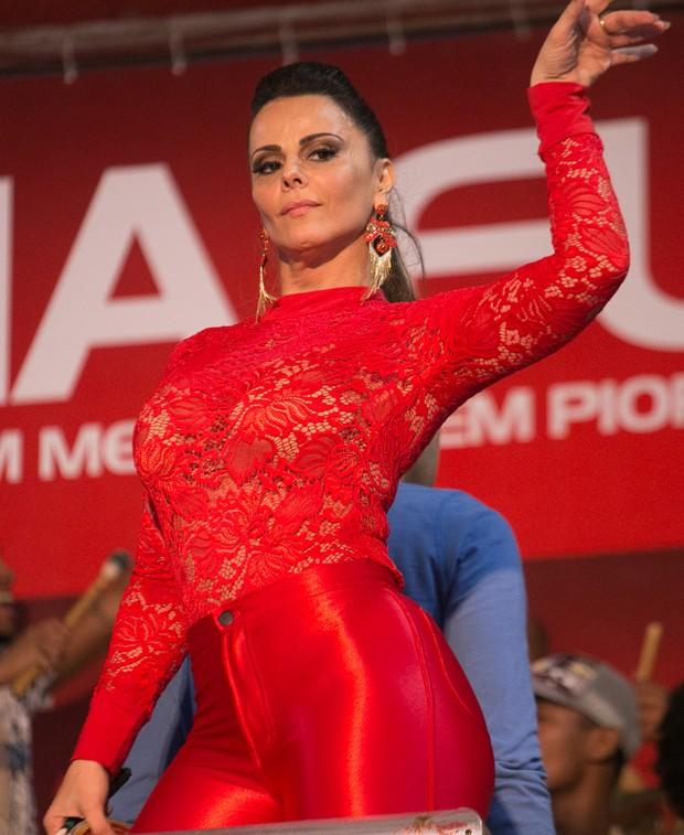 Viviane Araújo (Foto: Alex Nunes / Divulgação)