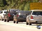 Rodovia Mogi-Bertioga registra 13 km de lentidão no fim da tarde de sábado