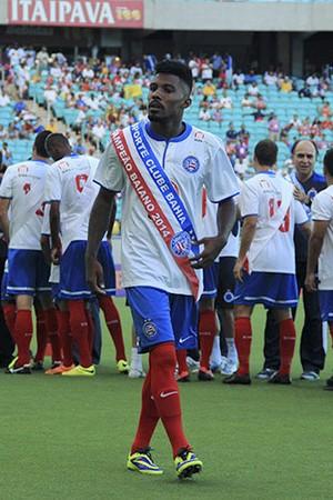 Rhayner; Bahia (Foto: Felipe Oliveira/Divulgação/EC Bahia)