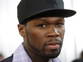 Perfil 50 Cent (Foto: Reuters)