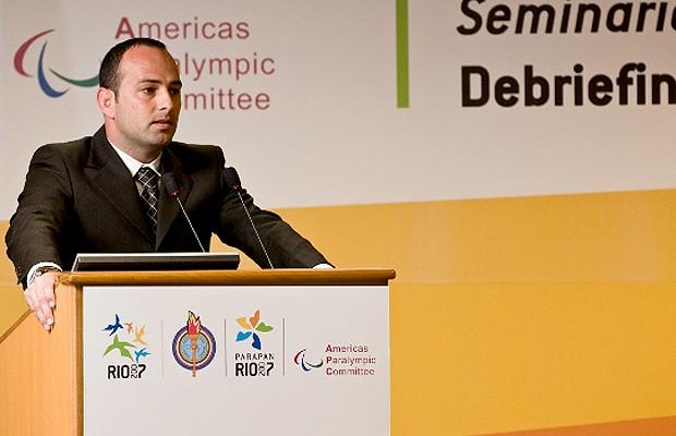 Sebastian Pereira ex-judoca COB (Foto: Divulgação)