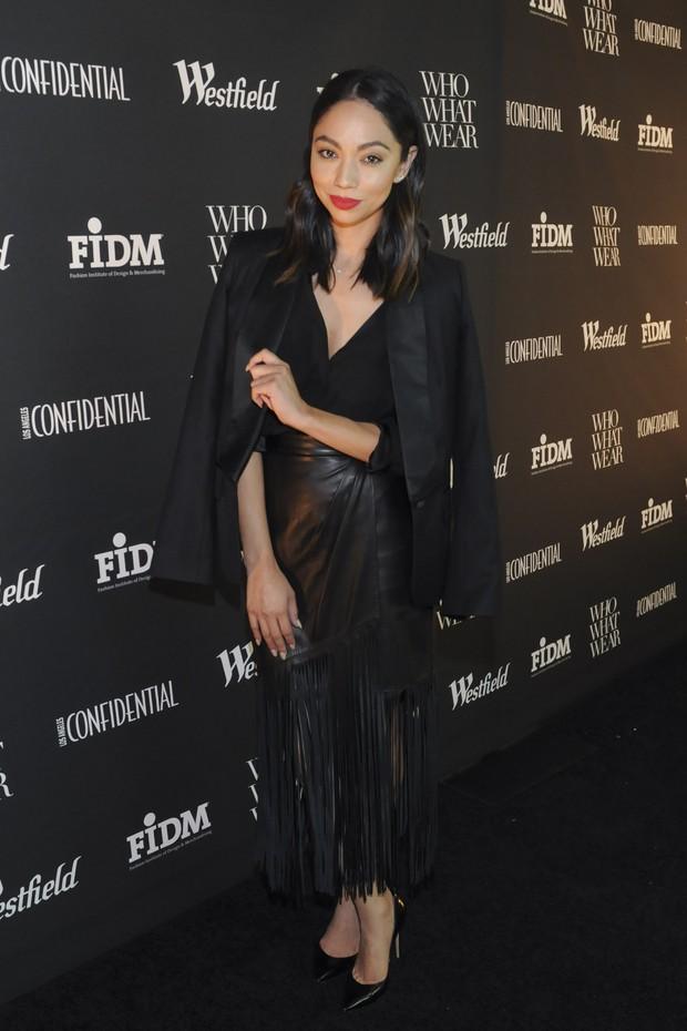 Monica Rose, stylist queridinha das modelos e celebridades (Foto: Getty Images)