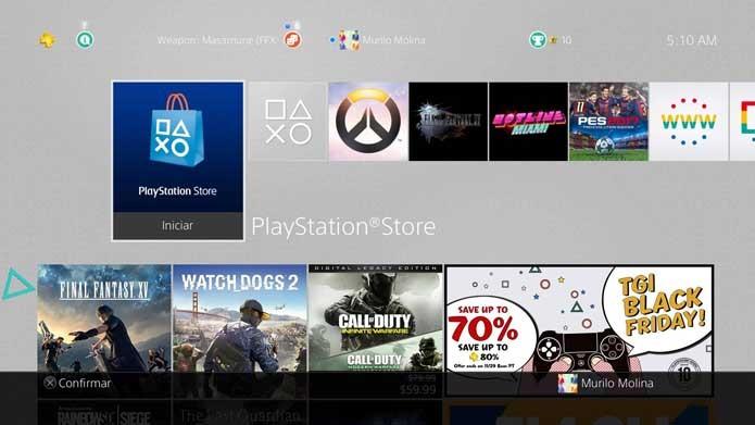 Final Fantasy XV: saiba como baixar e instalar o game no Xbox One e PS4 (Foto: Reprodução/Murilo Molina)