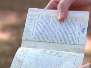 Espera para retirar passaporte chega a 45 dias na região de Araraquara (Foto: Reprodução EPTV)