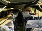 Dezessete vítimas do acidente com ônibus na BA continuam internadas