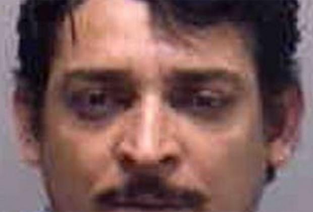 Santos Rolando Centeno foi preso por ligar várias vezes para a polícia (Foto: Divulgação)