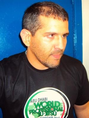 Organizador da seletiva de Montreal, Fabio Holanda (Foto: Adeilson Albuquerque)