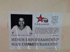 Após cartazes contra feminismo, UFRGS divulga nota e repudia ofensas