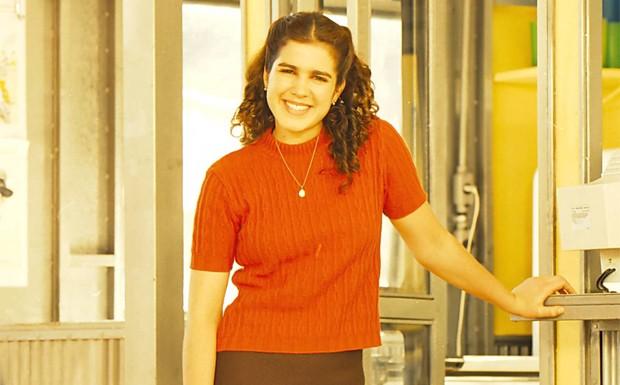 Karina Barum interpreta a Shirley de