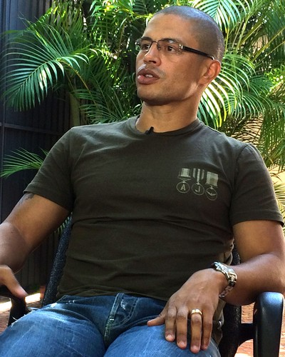 Entrevista Alex ex-Palmeiras (Foto: Rodrigo Faber)