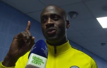 Yaya Touré, Tite e Guardiola. Escolha  o dono da melhor frase da semana