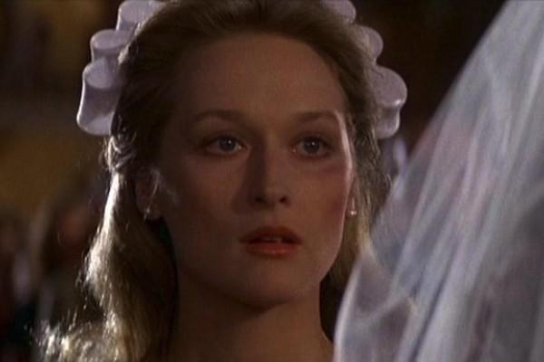 A atriz não conseguiu lembrar de 'O Franco-Atirador' (1979), obra que lhe garantiu a primeira indicação (Foto: Reprodução)
