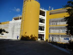 Facahda da Inovapoli, incubadora da UFBA (Foto: Divulgação)