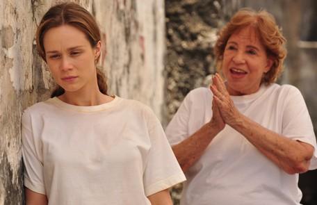 Em 'Passione' (2011), Mariana foi a vilã Clara e contracenou com Daisy Lúcidi, sua avó na história de Silvio de Abreu TV Globo