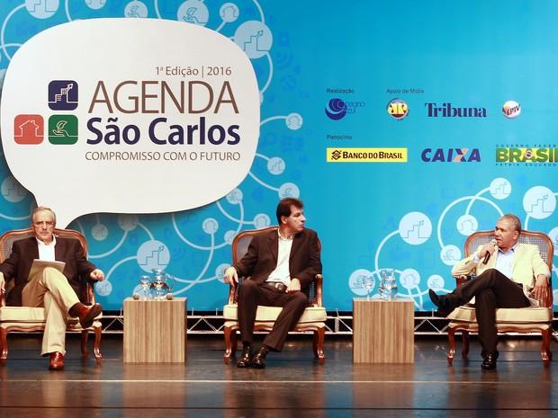 Agenda São Carlos (Foto: Fabio Rodrigues/G1)