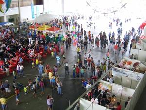 """""""Portões Abertos"""" inicia às 9h e encerra às 17h deste domingo (Foto: Base Aérea de Porto Velho/Divulgação)"""