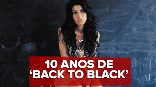 'Back to black' faz 10 anos; veja 10 histórias do disco de Amy Winehouse