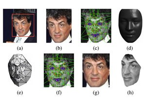 Sistema de reconhecimento facial do Facebook usa técnicas que o fazem identificar 97,25% dos rostos humanos (Foto: Divulgação/Facebook)