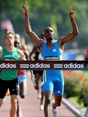 Mbulaeni Mulaudzi atletismo (Foto: Getty Images)