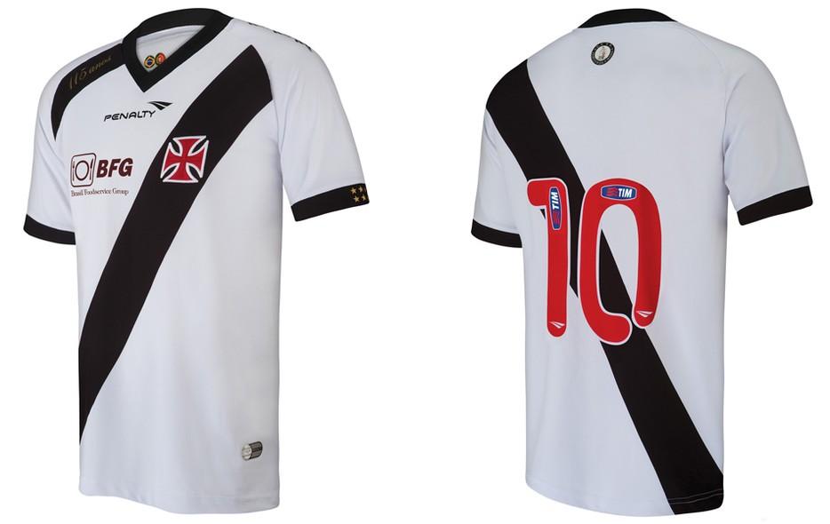 21728f5e6395c FOTOS  veja detalhes das novas camisas do Vasco para temporada - fotos em  vasco