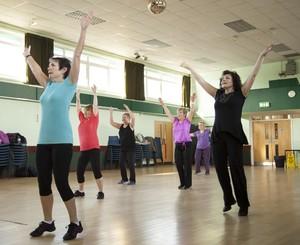 EuAtleta - senhoras dançando (Foto: Getty Images)