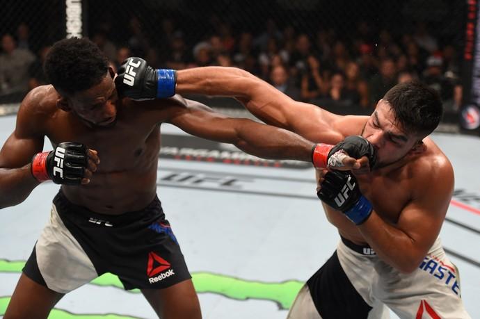 Neil Magny Kelvin Gastelum UFC Monterrey MMA (Foto: Getty Images)