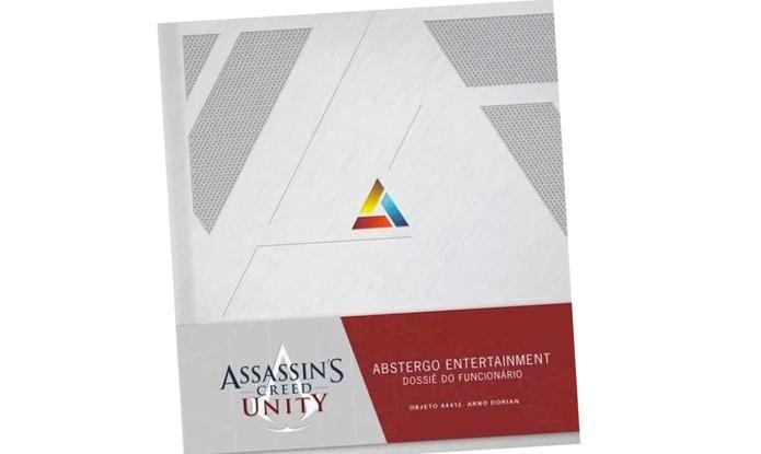 Dossiê de Assassins Creed (Foto: Divulgação/Galera Record)