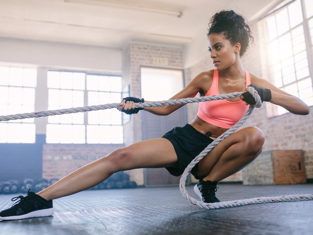 Mude o treino e torre mais calorias em menos tempo (Foto: Thinkstock)