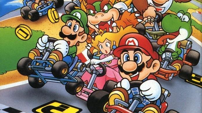 Desde sua criação Mario Kart teve uma interessante evolução gráfica nos consoles Nintendo (Foto: Reprodução/Nintendo Life)