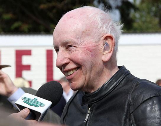 """BLOG: MM Entrevista -""""John Surtees e sua incrível vida nos esportes a motor"""" - de Helle Haus para badgergp.com..."""