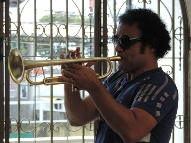 Maestro Forró (Foto: Moema França/G1)