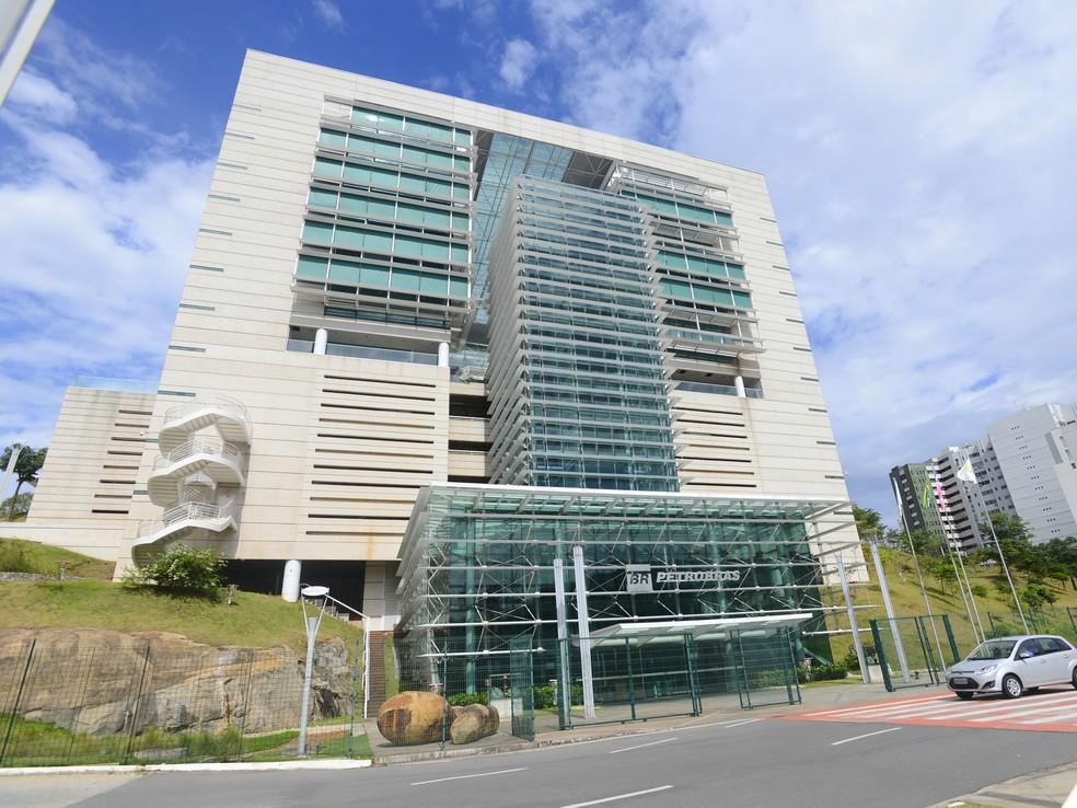 Sede da Petrobras, em Vitória, é um prédio de luxo (Foto: Vitor Jubini/ A Gazeta)
