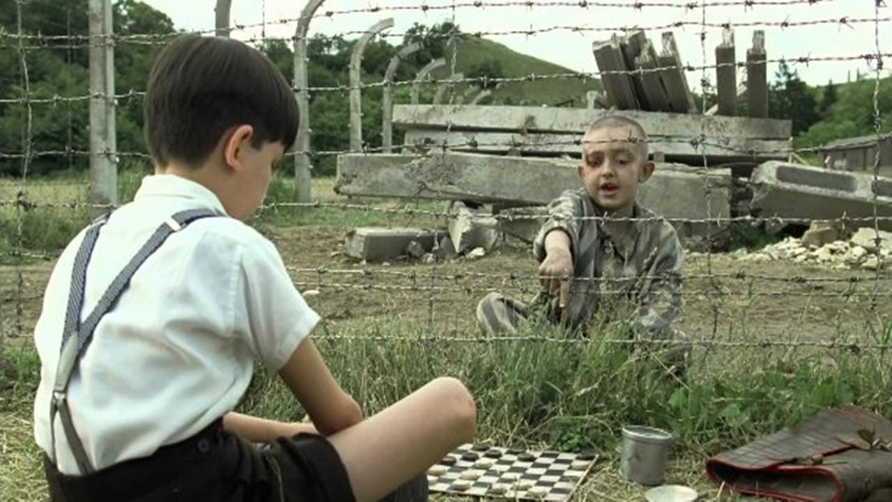 O menino do pijama listrado (Foto: Reprodução)