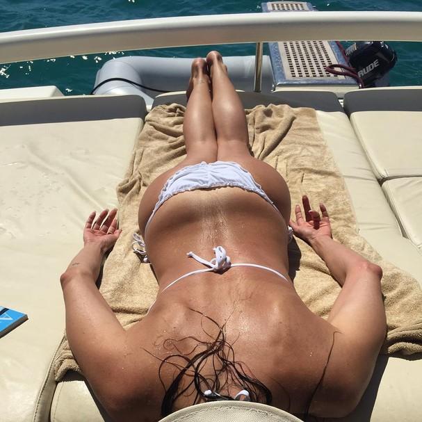 Luciana (Foto: Reprodução/Instagram)