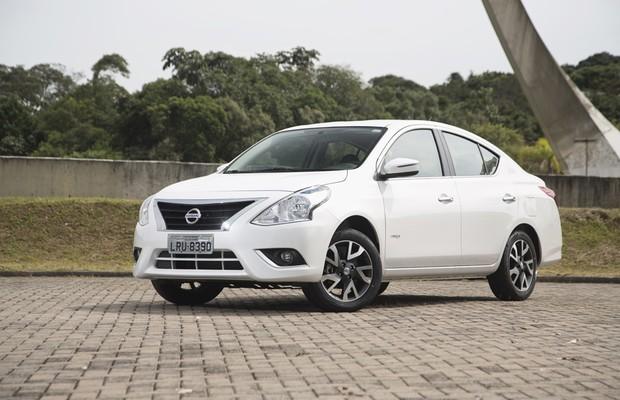 Nissan Versa Unique (Foto: Fabio Aro)
