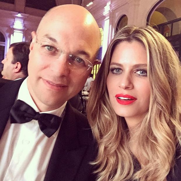 Didi e Fred Wagner (Foto: Reprodução/Instagram)
