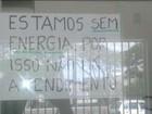 Agência do Sine em Aracruz, ES, fica sem energia elétrica