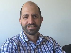 Sidy Marvilla, investidor do residencial (Foto: Divulgação)