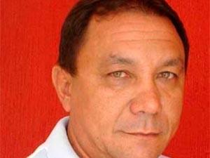 RadialistaF. Gomes, assassinado em 18 de outubro de 2010. (Foto: Sidney Silva/Cedida)
