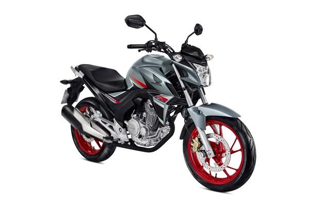 Honda CB Twister 2018 (Foto: Divulgação)