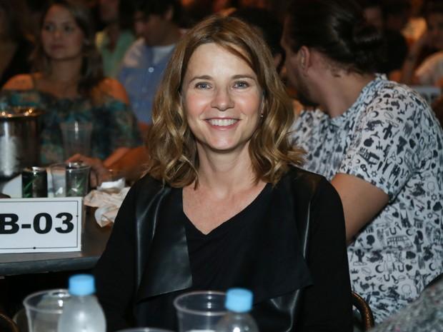 Vera Zimmermann em show na Zona Oeste do Rio (Foto: Roberto Filho/ Brazil News)