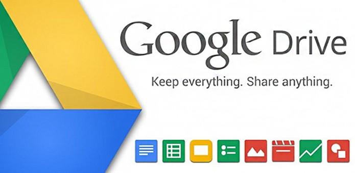 Google Drive permite armazenar arquivos e oferece mais espaço em promoções (Foto: Divulgação/Google)
