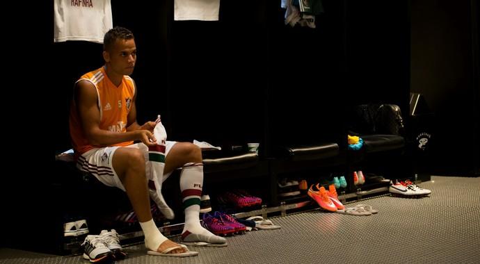 Rafinha Fluminense (Foto: Bruno Haddad/FLUMINENSE F.C.)