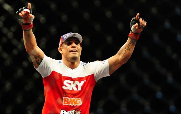 UFC São Paulo vitor belfort (Foto: Marcos Ribolli / Globoesporte.com)
