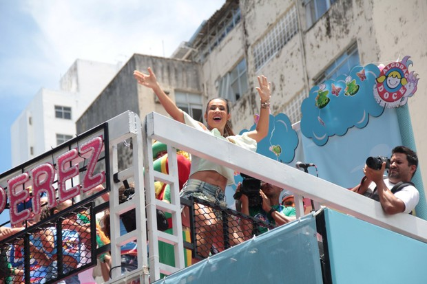Scheila Carvalho (Foto: JC Pereira / AgNews)