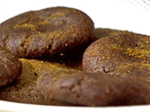 Biscoitos com Recheio de Trufa