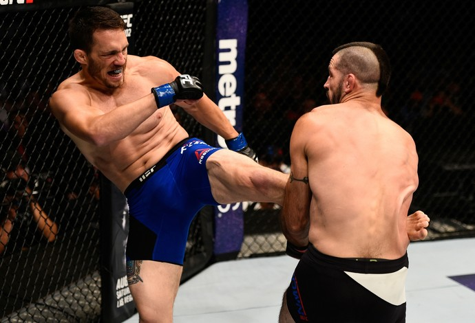 Jake Ellenberger, Matt Brown, UFC 201, MMA (Foto: Getty Images)