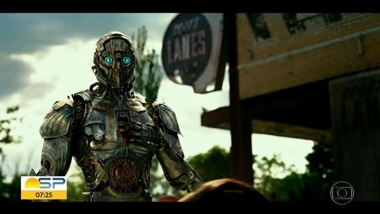 'Transformers: O Último Cavaleiro' e 'De canção em canção' são as principais estreias; G1 comenta em VÍDEO